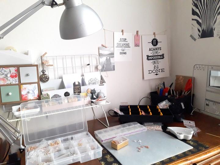 Atelier bijoux mariage