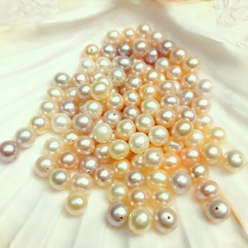 Perles de culture de couleur